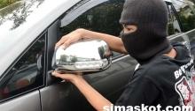 Beberapa Tips untuk Melindungi Kaca Spion dari Pencurian