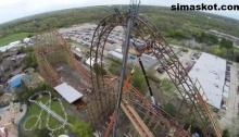 Inilah Dia Roller Coaster Tercepat, Tertinggi, dan Tercuram di Dunia! Berani Coba