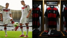 Seragam Timnas Jerman Piala Dunia 2014