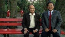 Kisah Prabowo dan Habibie Prabowo Mau Mengekup Habibie