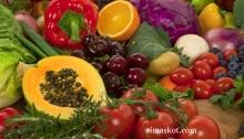 Kurangilah Resiko Stroke dengan Rutin Mengkonsumsi Buah dan Sayuran