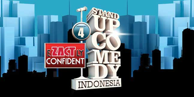 Stand Up Comedy Indonsia SUCI 4 Show 15