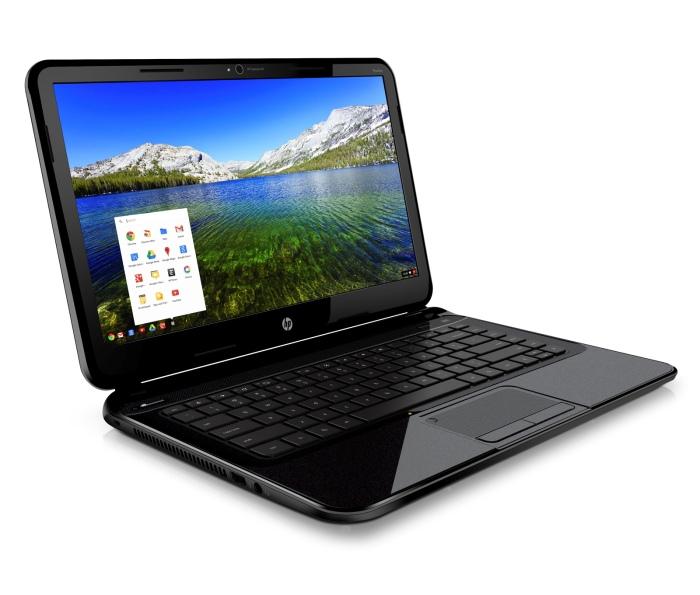 Chromebook HP Telah Diluncurkan dan Slatebook Menyusul