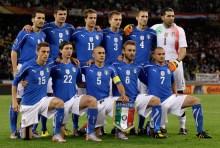 Inilah Nomor Punggung Pemain Timnas Italia di Piala Dunia 2014